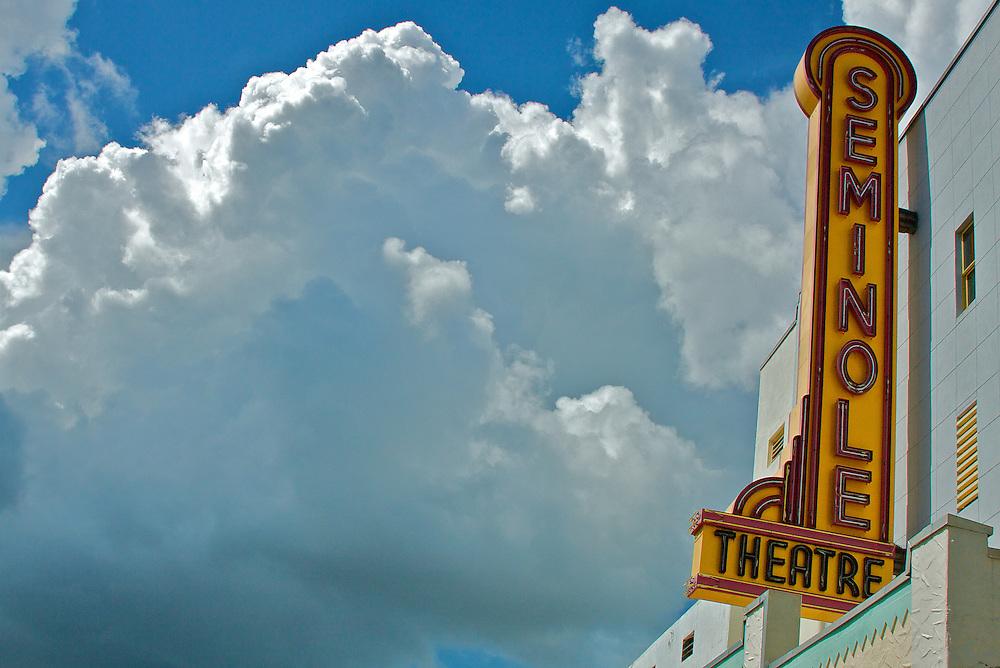 Seminole Theatre, Homestead, FL