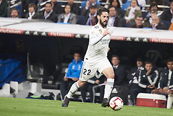 March 2, 2019 - Madrid, Madrid, Spain - Isco (midfielder; Real Madrid) in action during La Liga match between Real Madrid and FC Barcelona at Santiago Bernabeu Stadium on March 3, 2019 in Madrid, Spain (Credit Image: © Jack Abuin/ZUMA Wire)