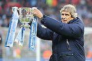 Manchester City v Sunderland 020314