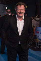 """Piers Morgan attends the European premiere for """"Eddie the Eagle at Odeon Leicester Square in London, 17.03.2016. EXPA Pictures © 2016, PhotoCredit: EXPA/ Photoshot/ Euan Cherry<br /> <br /> *****ATTENTION - for AUT, SLO, CRO, SRB, BIH, MAZ, SUI only*****"""