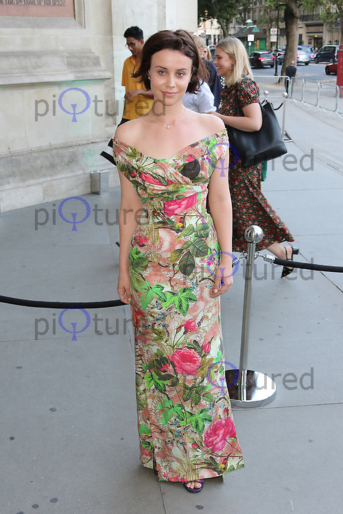 Billie JD Porter, V&A Summer Party, Victoria & Albert Museum, London UK, 21 June 2017, Photo by Richard Goldschmidt