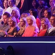 NLD/Hilversum/20120901 - 2de liveshow AVRO Strictly Come Dancing 2012, Yolanda Punt en dochter Natascha