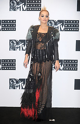 Rita Ora attending the press room at the MTV Video Music Awards at Madison Square Garden on August 28, 2016 in New York City, NY, USA. Photo by Dennis Van Tine/ABACAPRESS.COM  | 560641_005 New York City Etats-Unis United States
