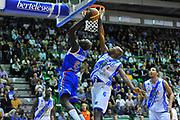 DESCRIZIONE : Campionato 2013/14 Quarti di Finale GARA 1 Dinamo Banco di Sardegna Sassari - Enel Brindisi<br /> GIOCATORE : Delroy James Caleb Green<br /> CATEGORIA : Tiro Penetrazione Stoppata<br /> SQUADRA : Dinamo Banco di Sardegna Sassari<br /> EVENTO : LegaBasket Serie A Beko Playoff 2013/2014<br /> GARA : Dinamo Banco di Sardegna Sassari - Enel Brindisi<br /> DATA : 19/05/2014<br /> SPORT : Pallacanestro <br /> AUTORE : Agenzia Ciamillo-Castoria / Luigi Canu<br /> Galleria : LegaBasket Serie A Beko Playoff 2013/2014<br /> Fotonotizia : DESCRIZIONE : Campionato 2013/14 Quarti di Finale GARA 1 Dinamo Banco di Sardegna Sassari - Enel Brindisi<br /> Predefinita :
