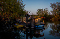Canal Arles-Bouc