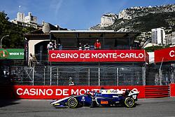 May 24, 2018 - Montecarlo, Monaco - 18 Sergio SETTE CAMARA from Brasil of CARLIN during the Monaco Formula 2 Grand Prix at Monaco on 24th of May, 2018 in Montecarlo, Monaco. (Credit Image: © Xavier Bonilla/NurPhoto via ZUMA Press)