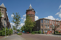 Watertoren Groningen, Netherlands