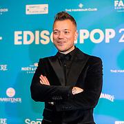 NLD/Amsterdam//20140331 - Uitreiking Edison Pop 2014, Gers Pardoel