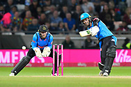 Tom Fell of Worcestershire batting during the final of the Vitality T20 Finals Day 2018 match between Worcestershire Rapids and Sussex Sharks at Edgbaston, Birmingham, United Kingdom on 15 September 2018.