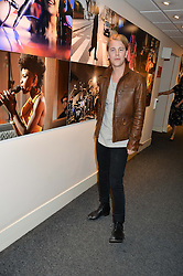 TOM ODELL at an exclusive showing of the Ralph Lauren Collection Spring 2014 Runway Collection held at the legendary Abbey Road Studios, Abbey Road, London NW8 on 21st May 2014.