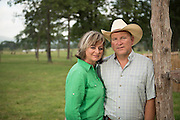 David and Darleen Shaw, owners of Buffalo Creek Guest Ranch.