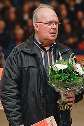 Van Beek AJ fokker van Waldemar<br /> KWPN Hengstenkeuring 's Hertogenbosch 2010<br /> © Dirk Caremans