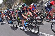 Salvatore PUCCIO (ITA), Mikel LANDA MEANA (ESP), during the 100th Tour of Italy 2017, Giro d'Italia, Stage 1, Alghero - Olbia (206km), on May 5, in Sardegna, Italy - Photo Tim De Waele / ProSportsImages / DPPI