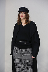Celine Sallette attend the Chanel Couture Spring Summer 2017 show as part of Paris Fashion Week on January 24, 2017 in Paris, France. Photo by Jerome Domine/ABACAPRESS.COM