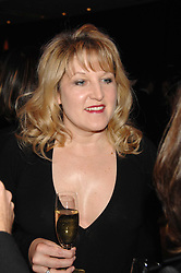 AMANDA ROSS at the 2007 Costa Book Awards held at The Intercontinental Hotel, One Hamilton Place, London W1 on 22nd January 2008.<br /><br />NON EXCLUSIVE - WORLD RIGHTS (EMBARGOED FOR PUBLICATION IN UK MAGAZINES UNTIL 1 MONTH AFTER CREATE DATE AND TIME) www.donfeatures.com  +44 (0) 7092 235465