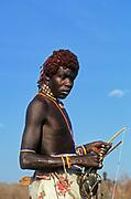 Turkana man, Lake Turkana, Kenya The Turkana are a Nilotic people native to the Turkana County in northwest Kenya, a semi-arid climate region bordering Lake Turkana in the east, Pokot, Rendille and Samburu people to the south, Uganda to the west, and South Sudan and Ethiopia to the north. They refer to their land as Turkan.