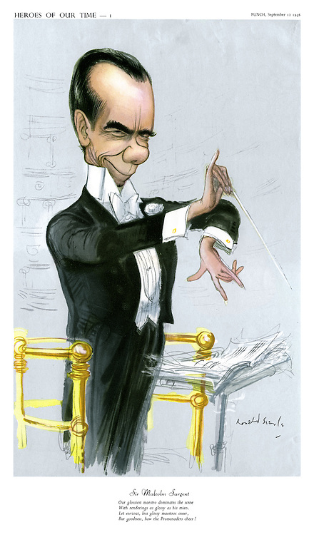 Heroes of Our Time 1. Sir Malcolm Sargent