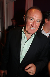 ANDREW NEIL at a party hosted by jeweller Theo Fennell and Dominique Heriard Dubreuil of Remy Martin fine Champagne Cognac entitles 'Hot Ice' held at 35 Belgrave Square, London, W1 on 26th October 2004.<br /><br />NON EXCLUSIVE - WORLD RIGHTS