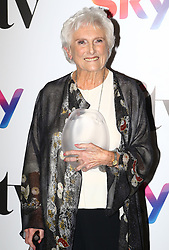 Beryl Vertue received the EON Productions lifetime achievement award at the Women in Film & TV Awards at the Hilton hotel in central London.