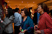 FREIDA PINTO; SUSY MENKES; LADY RACHEL BILLINGTON, Hermes pour Liberty collaboration launch party. Liberty.  London. 7 September 2009.