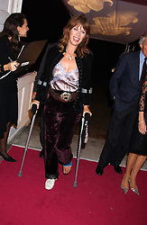 NETTE MASON at a 'A Night in Cartier Paradise' to celebrate a new collection of jewellery by Cartier, held at The orangery, Kensington Palace, London W8 on 25th October 2005.<br /><br />NON EXCLUSIVE - WORLD RIGHTS