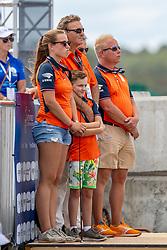 Witte-Vrees Madeleine, NED, Cennin, Family of Madeleine<br /> World Equestrian Games - Tryon 2018<br /> © Hippo Foto - Dirk Caremans<br /> 14/09/18