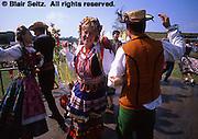 Polish Youth Organization Dance at Our Lady of Czestochowa Shrine, Doylestown, Bucks, Co., PA