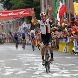 LEUVEN (BEL): CYCLING: SEPTEMBER 26th: Elite Men: Pascal Ackermann