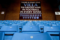 A general view of Villa Park, home to Aston Villa - Mandatory by-line: Robbie Stephenson/JMP - 02/11/2018 - FOOTBALL - Villa Park - Birmingham, England - Aston Villa v Bolton Wanderers - Sky Bet Championship