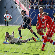 US Russia Soccer