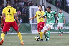 Red Star vs Les Lyon Duchere - 04 May 2018