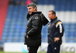 Oldham Athletic manager Stephen Robinson  - Mandatory by-line: Matt McNulty/JMP - 03/09/2016 - FOOTBALL - Sportsdirect.com Park - Oldham, England - Oldham Athletic v Shrewsbury Town - Sky Bet League One