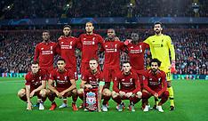 2018-09-18 Liverpool v PSG