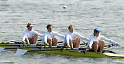 Reading, GREAT BRITAIN, GBR W4X, left to right Debbie FLOOD, Annie VERNON, Frances HOUGHTON and Katherine GRAINGER, training after the GB Rowing 2007 FISA World Cup Team Announcement, at the GB Training centre, Caversham, England on Thur. 26.04.2007  [Photo, Peter Spurrier/Intersport-images] , Rowing course: GB Rowing Training Complex, Redgrave Pinsent Lake, Caversham, Reading