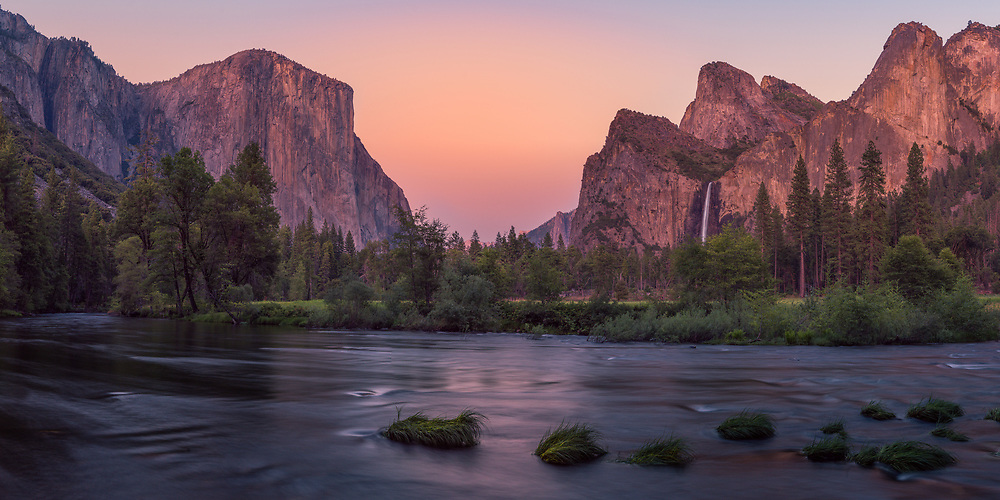 Yosemite, California. July 2019.