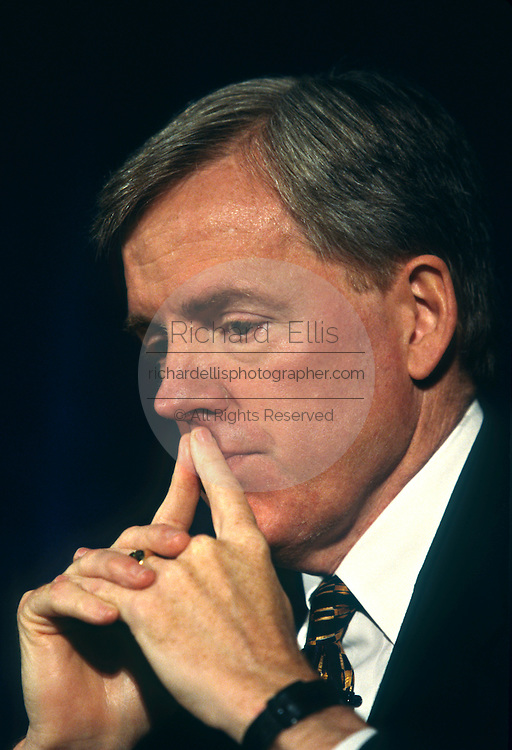 Netscape CEO Jim Barksdale June 4, 1997 in Washington, DC.