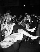 Trinity Ball at Trinity College. 13/06/1959 .