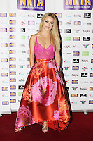 Ola Jordan, National Reality TV Awards, Porchester Hall, London UK, 29 September 2016, Photo by Richard Goldschmidt