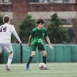 01-30-2021 Newman Boys Soccer