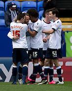 Bolton Wanderers v Hull City 300416