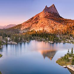 High Sierra Mountains