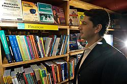 Paulo Alexandre Rodrigues, brasileiro que trabalhava no Libertas Capital e voltou ao Brasil após a crise atual da economia mundial. FOTO: Itamar Aguiar / Preview.com