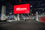 LAS VEGAS, NV - JULY 9:   An interior view of the UFC Fan Expo at the Las Vegas Convention Center on July 9, 2016 in Las Vegas, Nevada. (Photo by Cooper Neill/Zuffa LLC/Zuffa LLC via Getty Images) *** Local Caption ***