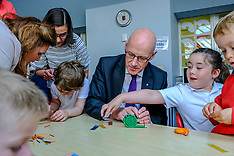 Deputy First Minister reads bedtime story, Edinburgh, 15 May 2019