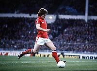 Fotball<br /> England<br /> Foto: Fotosports/Digitalsport<br /> NORWAY ONLY<br /> <br /> RUSSELL OSMAN<br /> ENGLAND 1980/1981