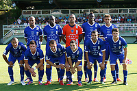 FOOTBALL - FRIENDLY GAMES 2012/2013 - EVIAN TG v SC BASTIA - 24/07/2011 - PHOTO PHILIPPE LAURENSON / DPPI - TEAM BASTIA