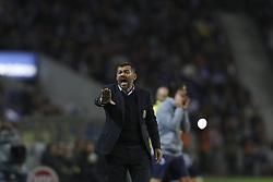 October 21, 2017 - Porto, Porto, Portugal - Porto's Portuguese head coach Sergio Conceicao during the Premier League 2017/18 match between FC Porto and FC Pacos de Ferreira, at Dragao Stadium in Porto on October 21, 2017. (Credit Image: © Dpi/NurPhoto via ZUMA Press)
