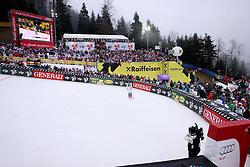 06.01.2013, Crveni Spust, Zagreb, CRO, FIS Ski Alpin Weltcup, Slalom, Herren, 1. Lauf, im Bild Benjamin Raich (AUT) // Benjamin Raich of Austria reacts // after his 1st Run of the mens Slalom of the FIS ski alpine world cup at Crveni Spust course in Zagreb, Croatia on 2013/01/06. EXPA Pictures © 2013, PhotoCredit: EXPA/ Pixsell/ Michal Glebov..***** ATTENTION - for AUT, SLO, SUI, ITA, FRA only *****