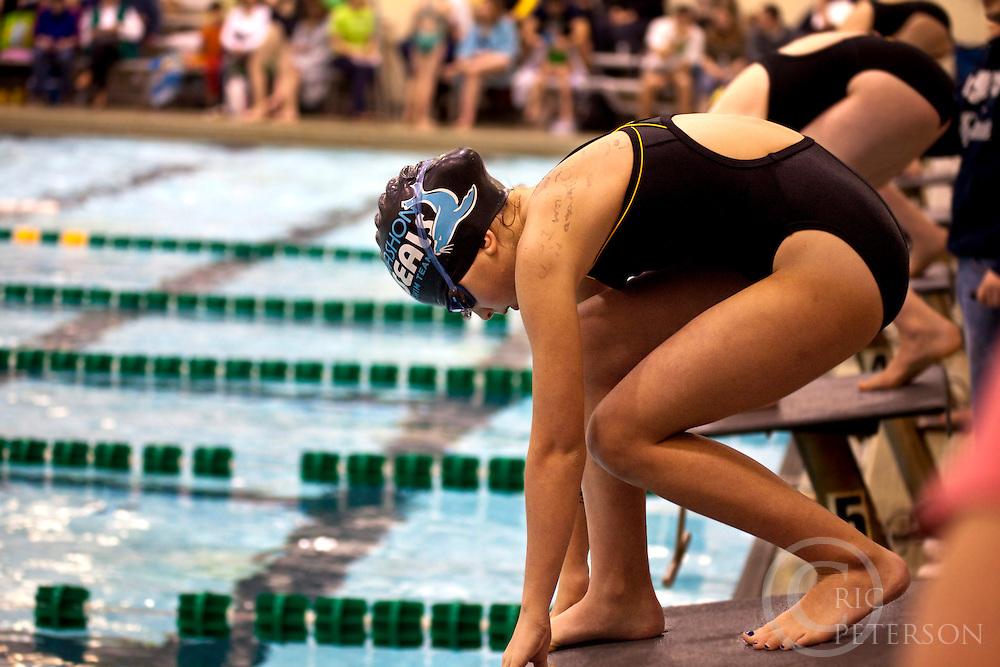 January Challenge Swim Meet at Henry Foss HS