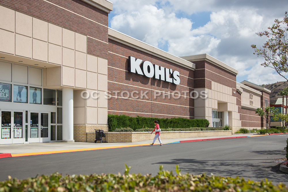 Kohl's Shopping Store